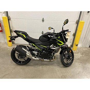 2020 Kawasaki Z400 for sale 200849344