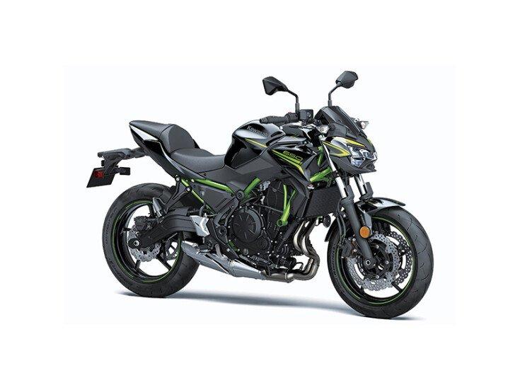 2020 Kawasaki Z650 Base specifications