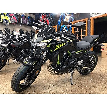 2020 Kawasaki Z650 for sale 200844025