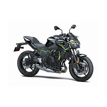 2020 Kawasaki Z650 for sale 200864300