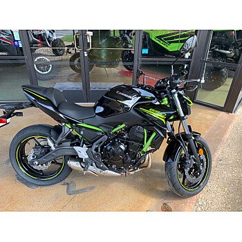 2020 Kawasaki Z650 for sale 200866727