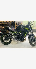 2020 Kawasaki Z650 for sale 200874062