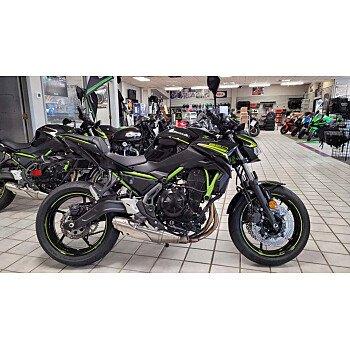 2020 Kawasaki Z650 for sale 200886950