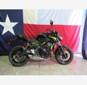 2020 Kawasaki Z650 for sale 200935957