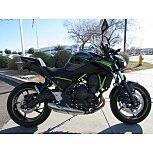 2020 Kawasaki Z650 for sale 201035578