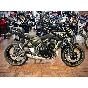 2020 Kawasaki Z650 ABS for sale 201065142