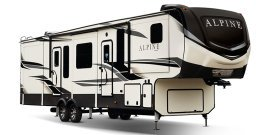 2020 Keystone Alpine 3800FK specifications