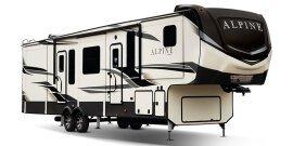 2020 Keystone Alpine 3801FK specifications