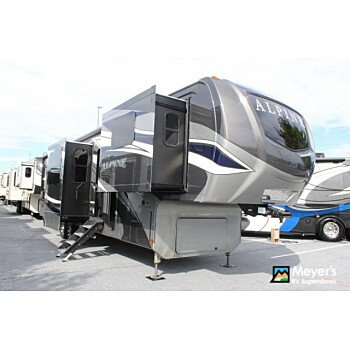 2020 Keystone Alpine for sale 300198792