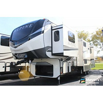2020 Keystone Alpine for sale 300201970