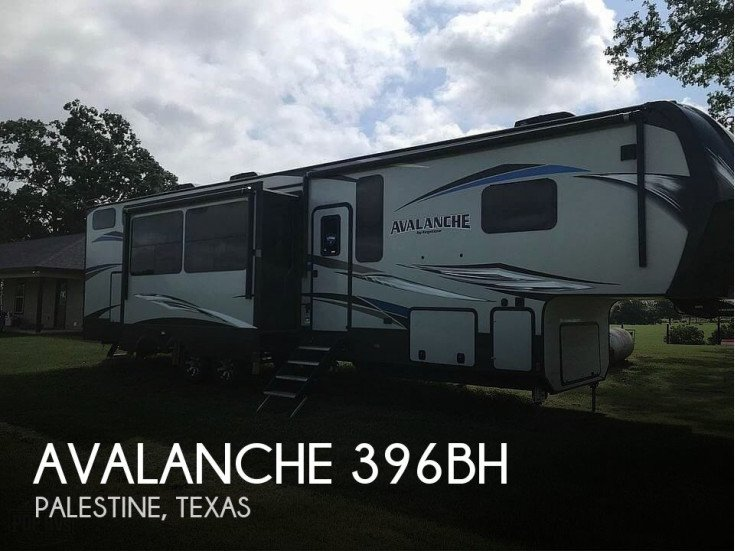 2020 Keystone Avalanche for sale 300315471