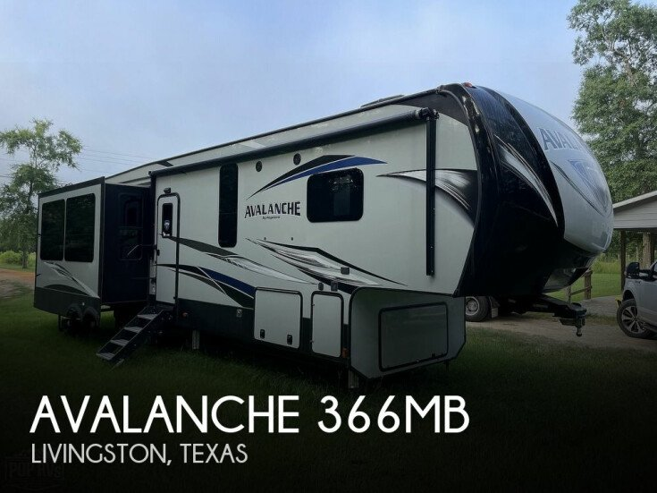 2020 Keystone Avalanche for sale 300316679
