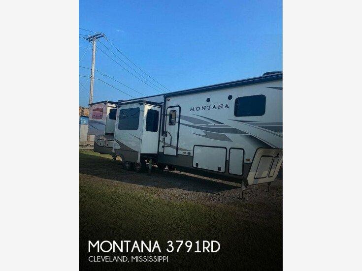 2020 Keystone Montana 3791RD for sale 300333395