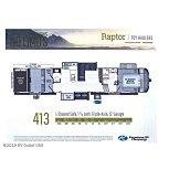 2020 Keystone Raptor for sale 300225566