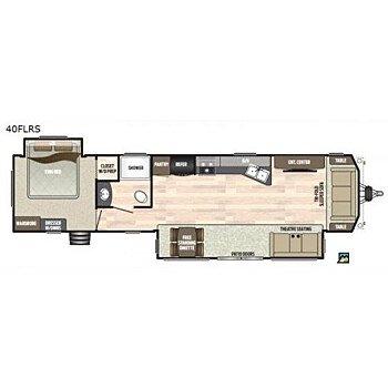2020 Keystone Residence for sale 300216701