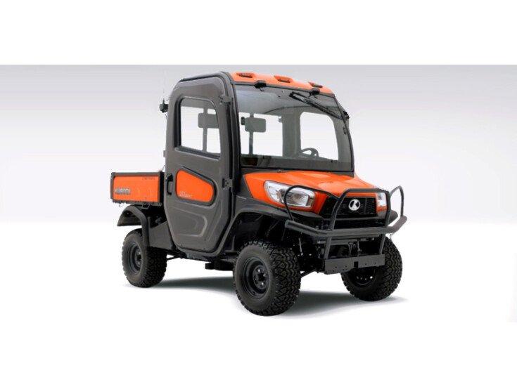 2020 Kubota RTV-X1100C Orange specifications