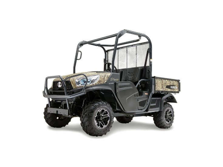 2020 Kubota RTV-X1120D Realtree  AP Camouflage specifications