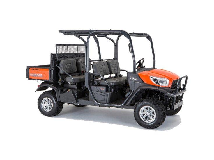 2020 Kubota RTV-X1140 Orange specifications