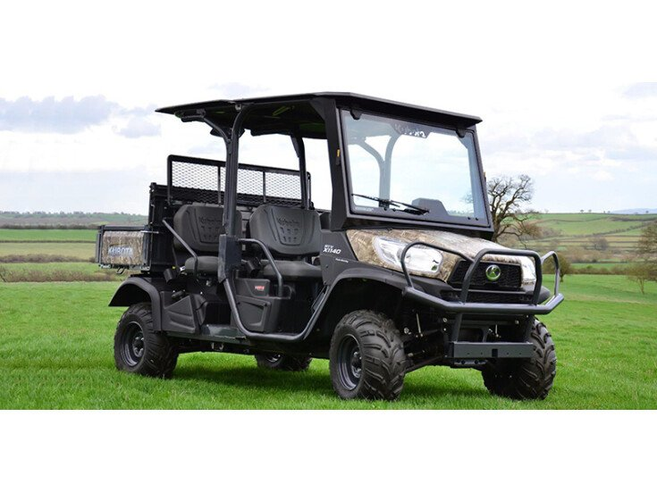 2020 Kubota RTV-X1140 Realtree AP Camouflage specifications