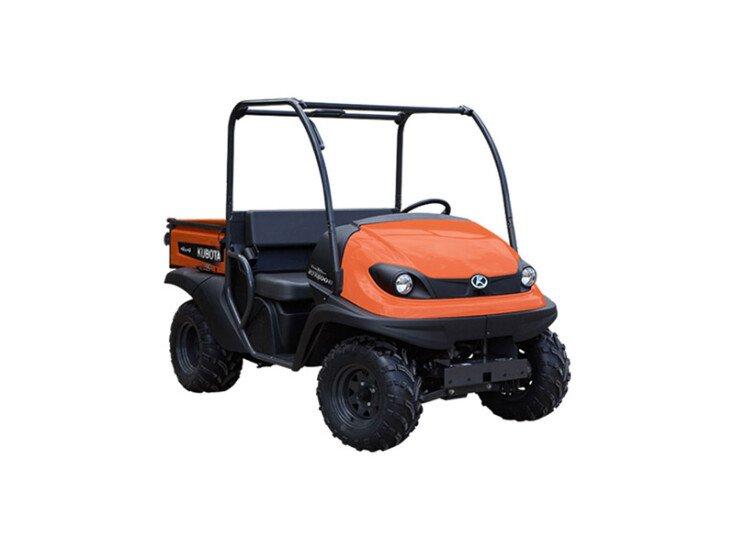 2020 Kubota RTV400Ci Orange specifications