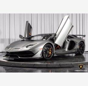 2020 Lamborghini Aventador for sale 101401472