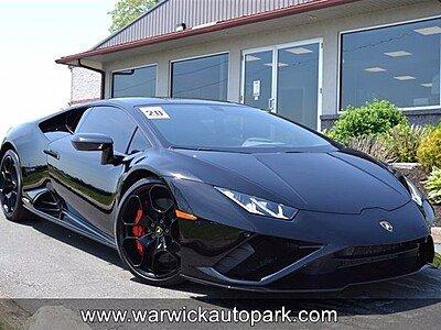 2020 Lamborghini Huracan for sale 101516135