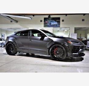 2020 Lamborghini Urus for sale 101431640