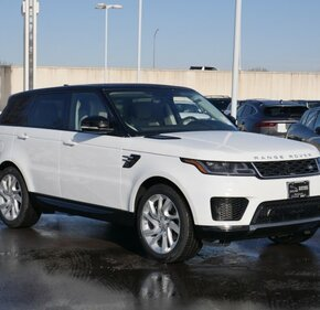 2020 Land Rover Range Rover Sport HSE for sale 101240155