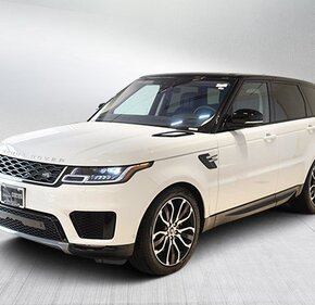 2020 Land Rover Range Rover Sport HSE for sale 101272876