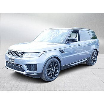 2020 Land Rover Range Rover Sport HSE for sale 101381298