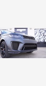 2020 Land Rover Range Rover Sport SVR for sale 101427531