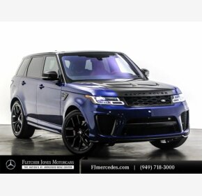 2020 Land Rover Range Rover Sport for sale 101444294