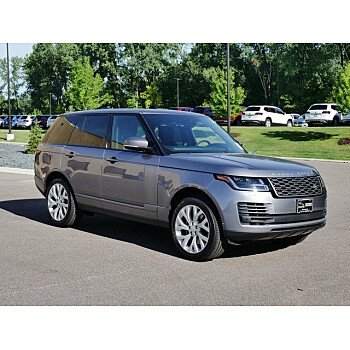 2020 Land Rover Range Rover HSE for sale 101187030