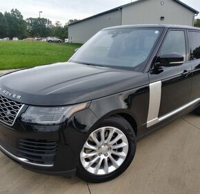 2020 Land Rover Range Rover HSE for sale 101218413