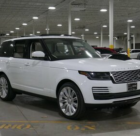 2020 Land Rover Range Rover HSE for sale 101228004