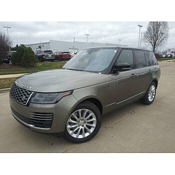2020 Land Rover Range Rover HSE for sale 101301826