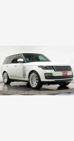 2020 Land Rover Range Rover Autobiography for sale 101371019