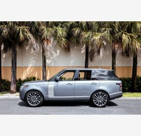 2020 Land Rover Range Rover HSE for sale 101386810