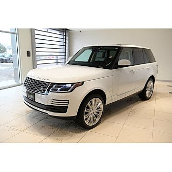 2020 Land Rover Range Rover for sale 101421481