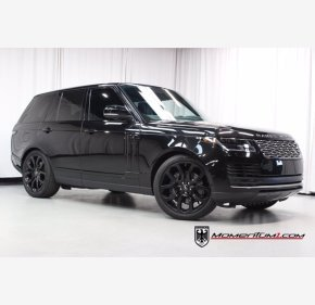 2020 Land Rover Range Rover for sale 101433194