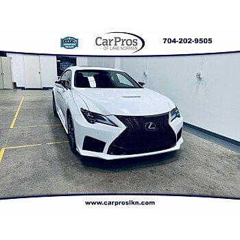 2020 Lexus RCF for sale 101604191