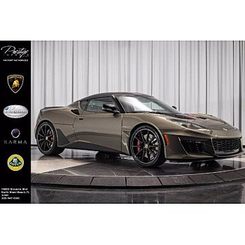2020 Lotus Evora for sale 101179853