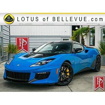 2020 Lotus Evora for sale 101200511