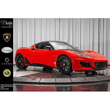 2020 Lotus Evora for sale 101206956