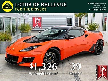 2020 Lotus Evora for sale 101231177