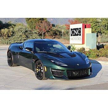 2020 Lotus Evora for sale 101249321