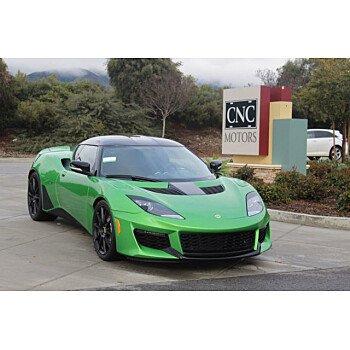 2020 Lotus Evora for sale 101258046