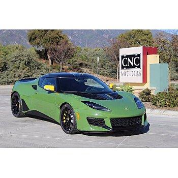 2020 Lotus Evora for sale 101339876