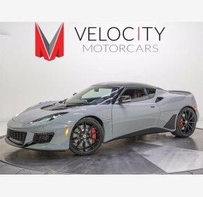 2020 Lotus Evora for sale 101421334