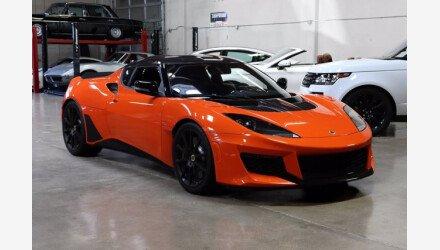 2020 Lotus Evora for sale 101425324